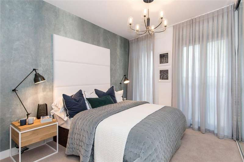 2 Bedrooms Flat for sale in Plot 77, Mosaics, Barton Fields Road, Headington, Oxford, OX3