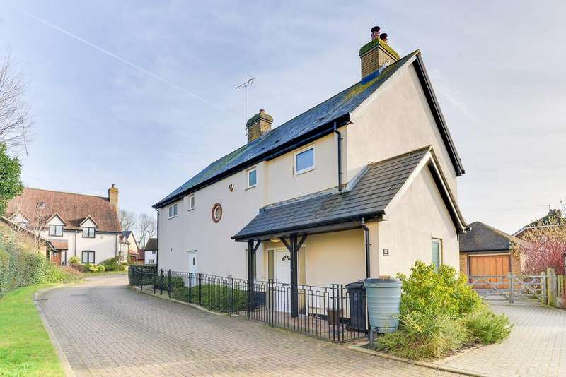 4 Bedrooms Detached House for sale in Sundon Road, Harlington, LU5