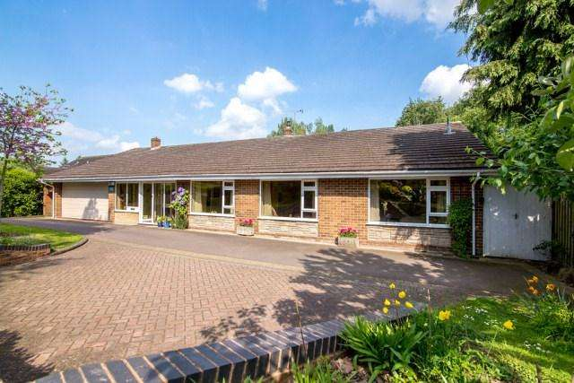 4 Bedrooms Detached Bungalow for sale in Brooks Road, Sutton Coldfield