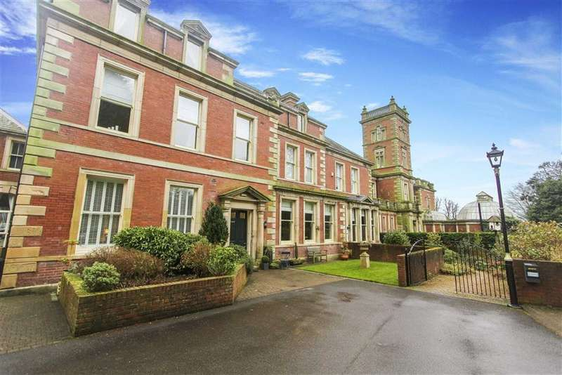 2 Bedrooms Flat for sale in Whalton Park, Morpeth, Northumberland