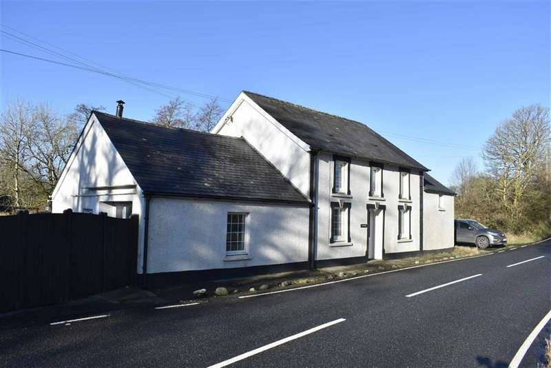 3 Bedrooms Detached House for sale in Cribyn, Lampeter