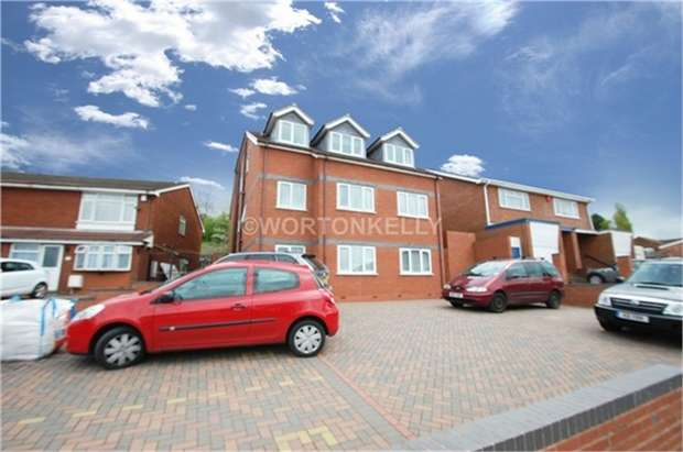 2 Bedrooms Flat for sale in Shergill Court, Dudley Road, Rowley Regis, West Midlands