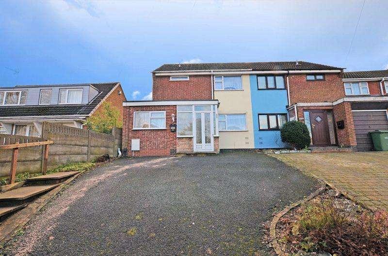 3 Bedrooms Semi Detached House for sale in Stourbridge Road, Halesowen