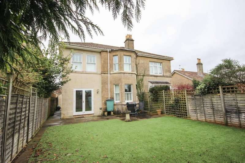 3 Bedrooms Semi Detached House for sale in Williamstowe, Combe Down, Bath