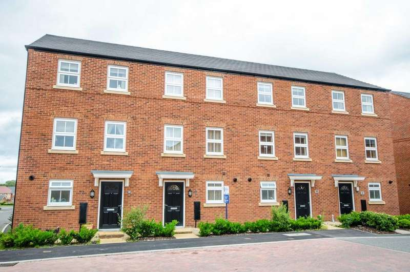 3 Bedrooms Terraced House for rent in 20 Arnhem Way, Chester