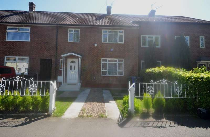 3 Bedrooms Terraced House for sale in Floatshall Road, Baguley, MANCHESTER M23