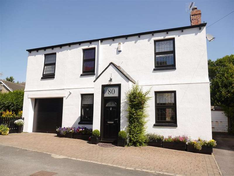 3 Bedrooms Detached House for sale in Upper Lane, Little Gomersal, BD19 4JF