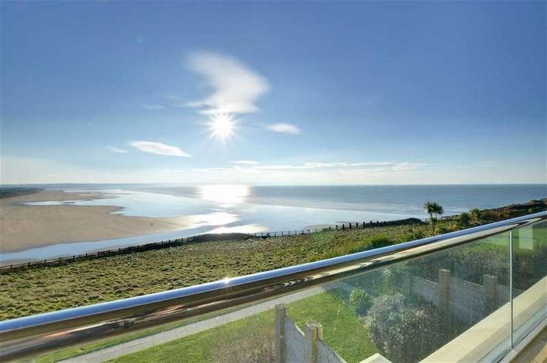 2 Bedrooms Apartment Flat for sale in 8 Ocean Point, Saunton, Braunton, Devon, EX33