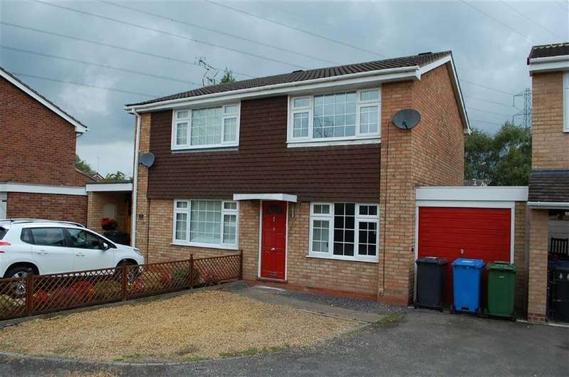 2 Bedrooms Semi Detached House for rent in 9, Wodehouse Close, Wombourne, Wolverhampton, WV5