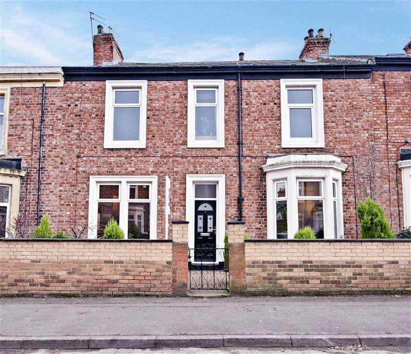 2 Bedrooms Terraced House for sale in Kent Street, Jarrow, Tyne Wear
