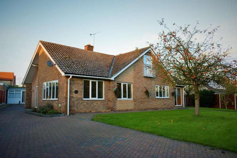 4 Bedrooms Detached Bungalow for sale in Beck Lane, Appleby, Scunthorpe, North Lincolnshire, DN15