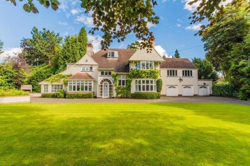 5 Bedrooms Detached House for sale in West Ella Road, Kirk Ella, Hull, East Riding Of Yorkshire, HU10