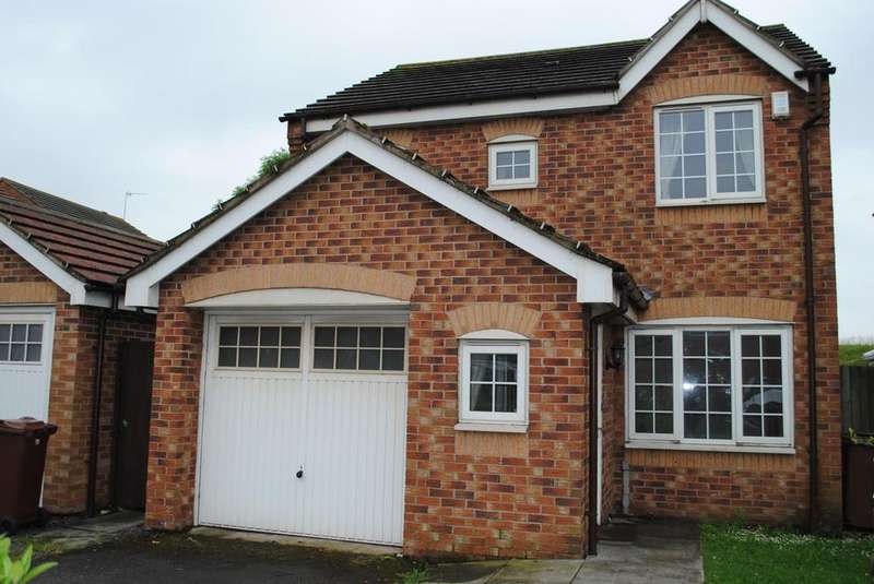 3 Bedrooms Detached House for sale in Old School Lane, Keadby, Scunthorpe, Lincolnshire, DN17