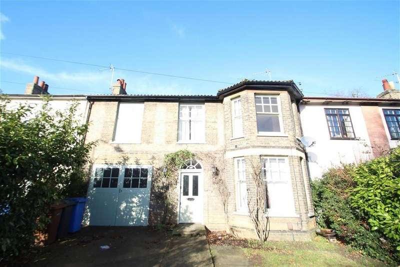 4 Bedrooms Terraced House for rent in Woodbridge Road, Ipswich