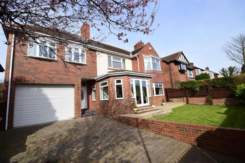 4 Bedrooms Detached House for rent in St. Chads Road, Sunderland