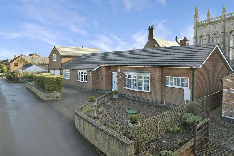 4 Bedrooms Detached Bungalow for sale in Gaulby Road, Kings Norton, Leicester