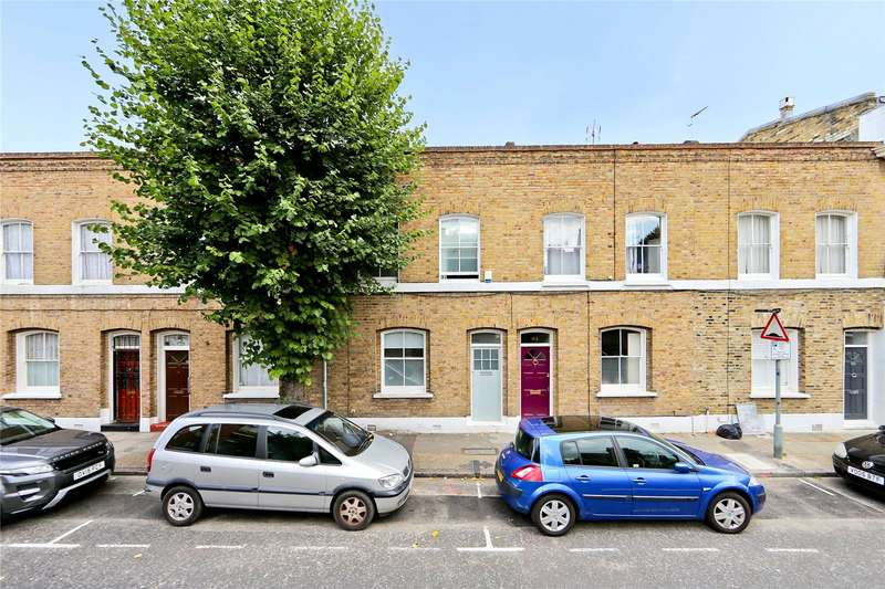 2 Bedrooms Terraced House for sale in Wellington Row, London, E2