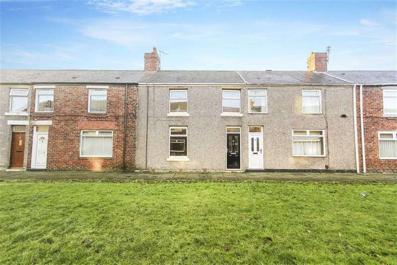 2 Bedrooms Terraced House for rent in Maud Terrace, West Allotment