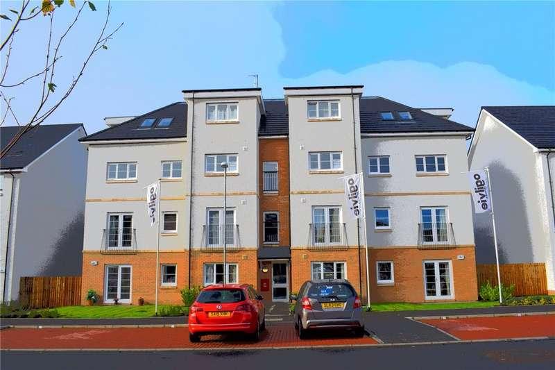 2 Bedrooms Flat for sale in Plot 509, 29J Rollock Street, Stirling, Stirlingshire, FK8