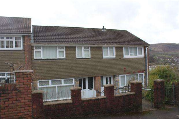 3 Bedrooms Semi Detached House for sale in Bodringallt, Ystrad, Pentre, Rhondda Cynon Taff. CF41 7QE