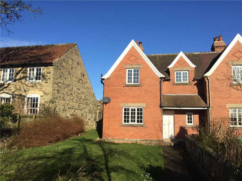 3 Bedrooms Semi Detached House for rent in The Close, Studley Roger, Ripon, North Yorkshire