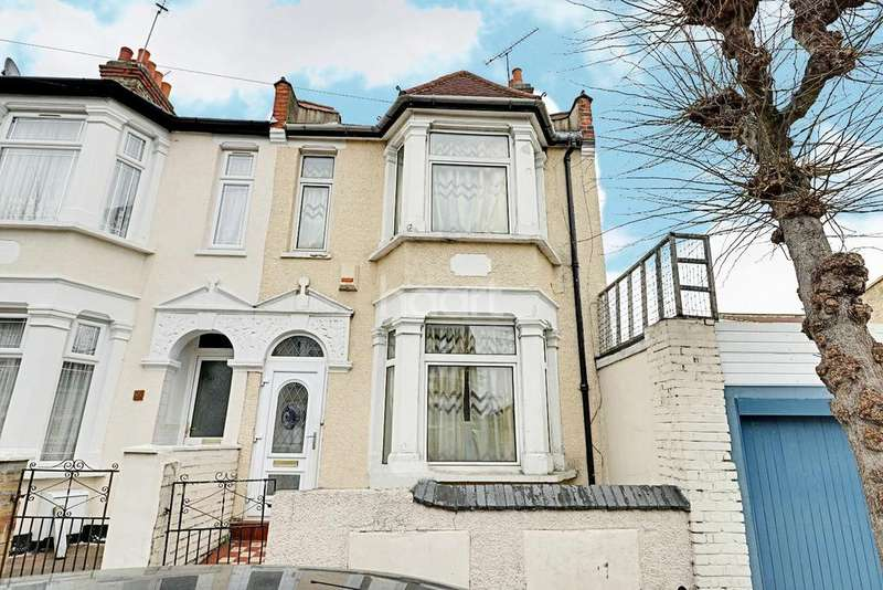 3 Bedrooms End Of Terrace House for sale in Ernald Avenue, East Ham