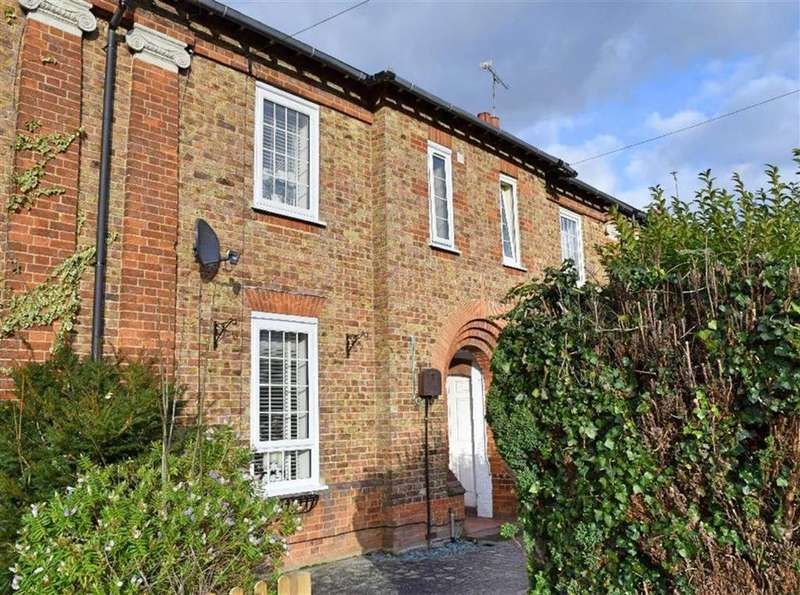 3 Bedrooms Terraced House for sale in Monds Cottages, Sundridge, TN14