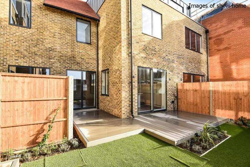 4 Bedrooms Town House for sale in Ashbee House, Fortis Green Avenue, Muswell Hill