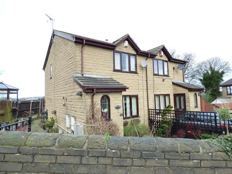 2 Bedrooms Semi Detached House for sale in Alexandra Road, Eccleshill, Bradford