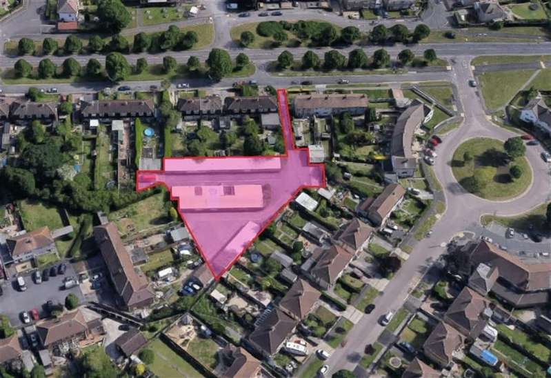 Land Commercial for sale in Gipsy Patch Lane, Little Stoke, Bristol