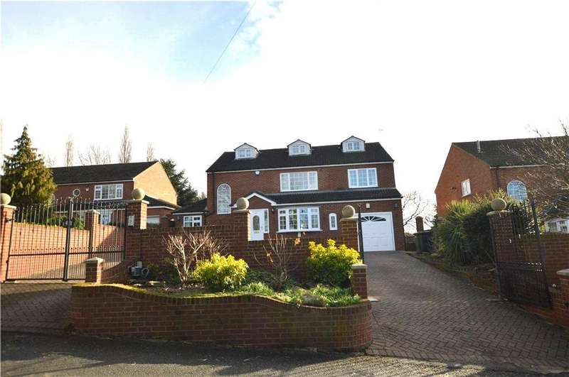 6 Bedrooms Detached House for sale in Grangewood, Hall Road, Little Preston, Leeds, West Yorkshire