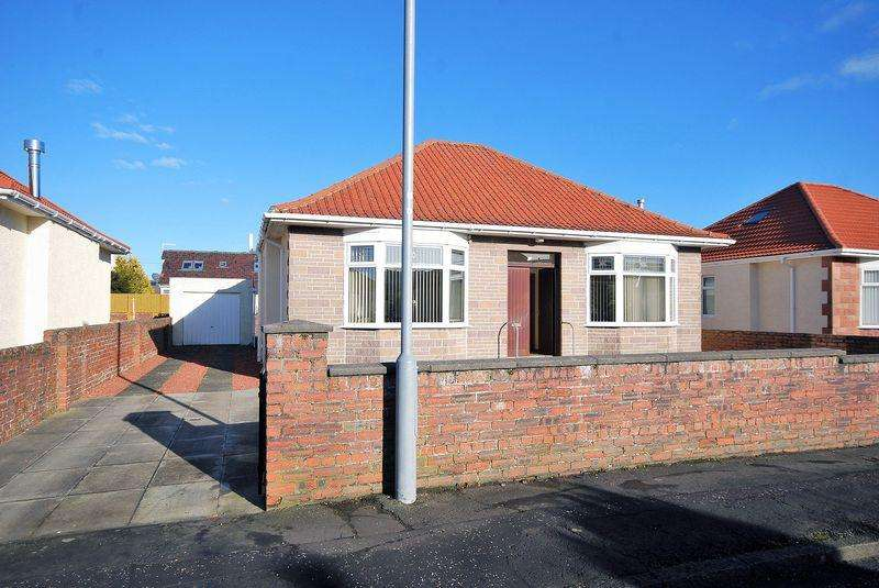 3 Bedrooms Detached Bungalow for sale in 23 Craigston Avenue, Ayr, KA7 3JW