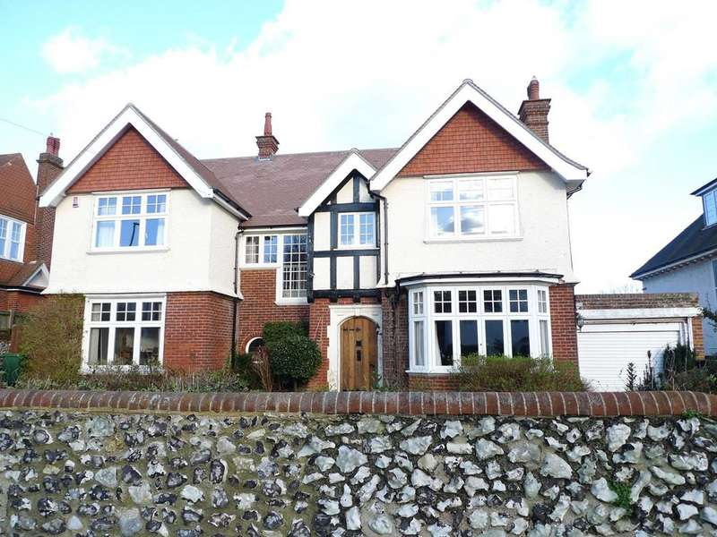 5 Bedrooms Detached House for sale in Summerdown Road, Eastbourne, BN20