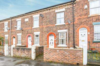 2 Bedrooms Terraced House for sale in Halton, Road, Runcorn, Cheshire, WA7