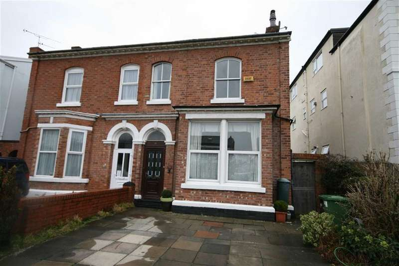 4 Bedrooms Semi Detached House for sale in Belmont Street, Southport