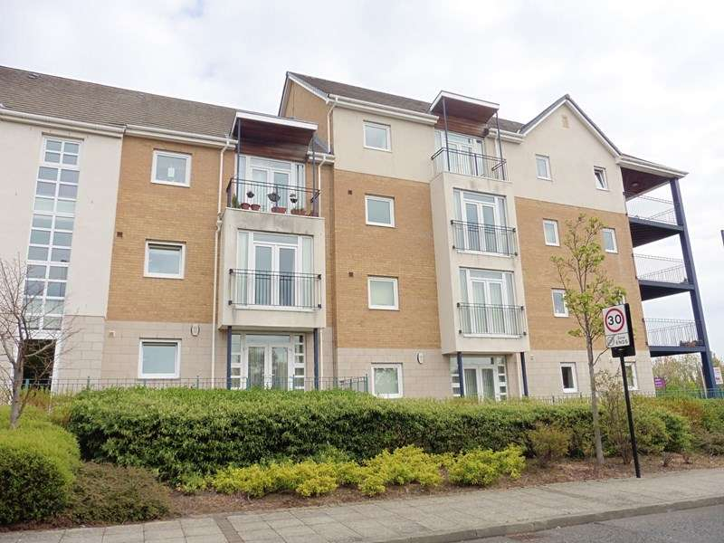 1 Bedroom Apartment Flat for sale in Brandling Court, North Shields, Tyne and Wear, NE29 6WT