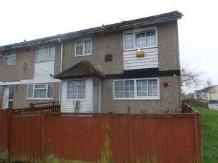 3 Bedrooms End Of Terrace House for sale in Newenden Close, Ashford, Kent, England