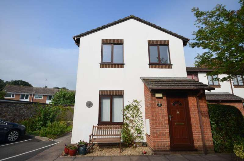 2 Bedrooms House for sale in Stonelands Mews, Dawlish, EX7