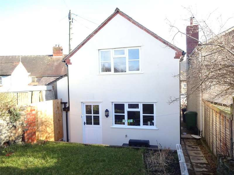 2 Bedrooms End Of Terrace House for rent in Church Street, Bishops Castle, Shropshire