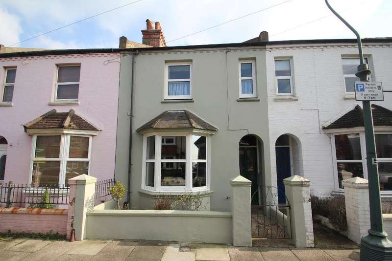 3 Bedrooms Terraced House for sale in St Leonards Avenue, Hove, East Sussex, BN3 4QJ