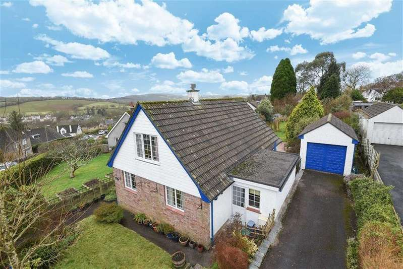 4 Bedrooms Detached House for sale in Priory Close, Tavistock, Devon