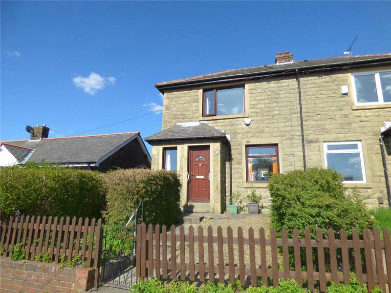 2 Bedrooms Semi Detached House for rent in Gladstone Street, Bacup, Lancashire, OL13