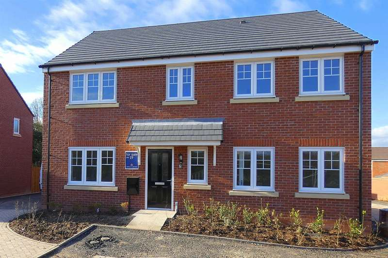 5 Bedrooms Detached House for sale in Plot 19, Milestone Grange, Stratford upon Avon