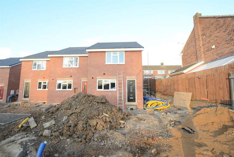 2 Bedrooms Town House for sale in Barrons Way, Borrowash