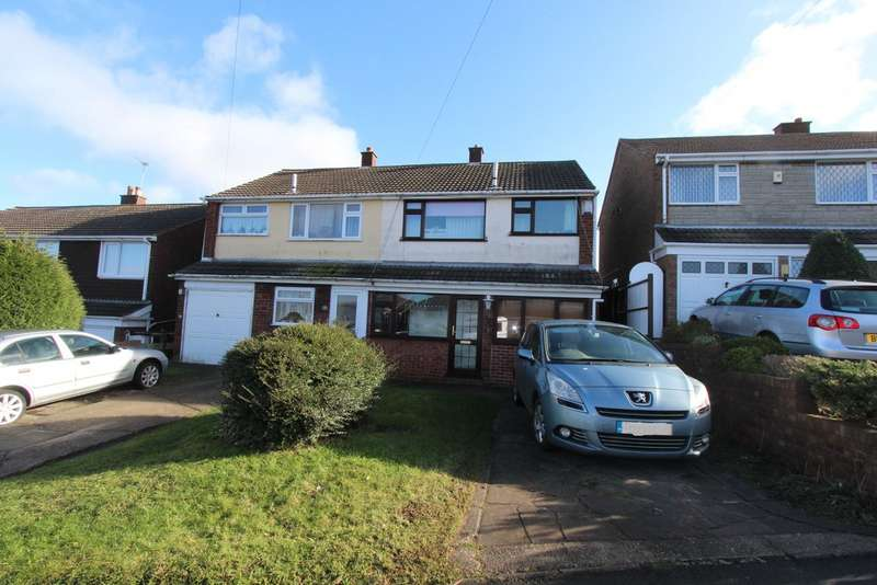 4 Bedrooms Semi Detached House for rent in Bardon View Road, Polesworth B78