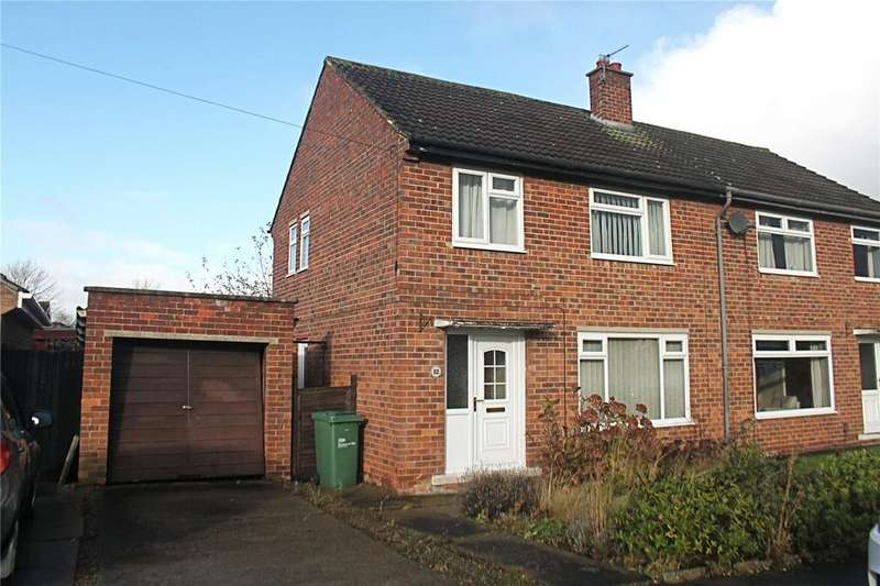 3 Bedrooms Semi Detached House for sale in Millfield Close, Eaglescliffe