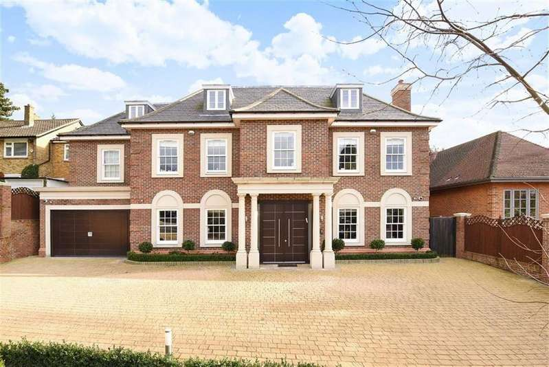 7 Bedrooms Detached House for sale in Uphill Road, Mill Hill, London