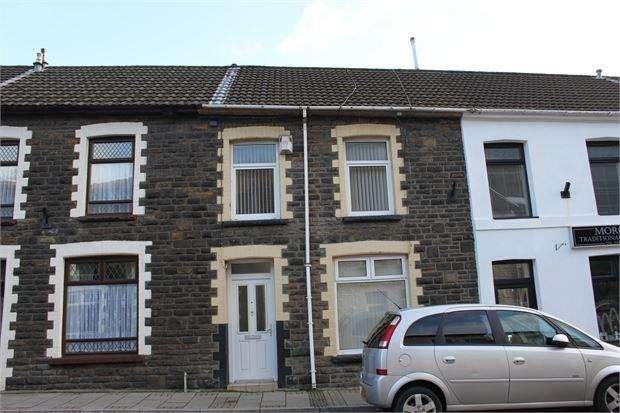 3 Bedrooms Terraced House for sale in Llewellyn Street, Pontygwaith, Ferndale, Rhondda Cynon Taff. CF43 3LF