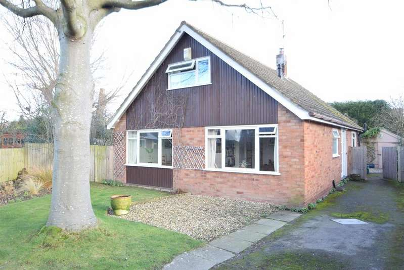 3 Bedrooms Detached Bungalow for sale in 14 Harley Drive, Condover SY5 7AY