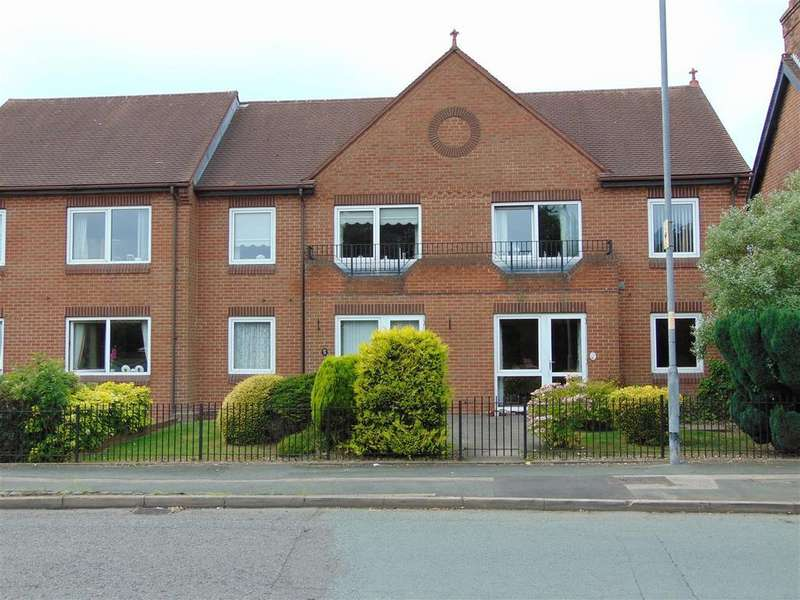 2 Bedrooms Retirement Property for sale in Homebell House, Aldridge